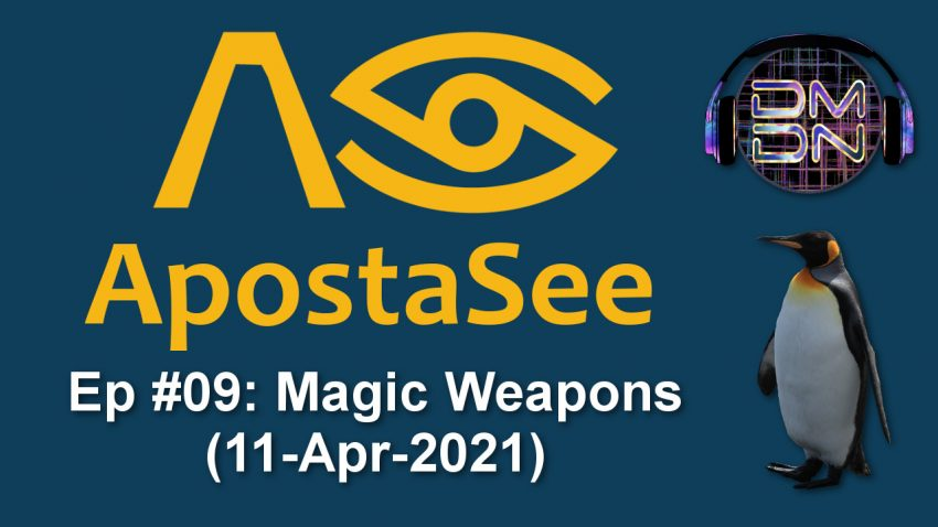 Magic Weapons and Nuke Hoax